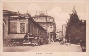 FIUME (Now Rijeka) , Croatia , 00-10s Mercati