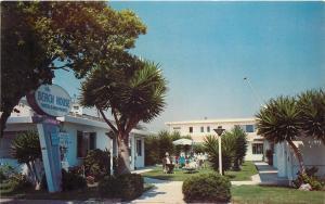 Santa Barbara California~Beach House Motel & Apartments~1960s