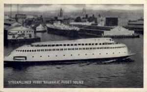 Streamlined Ferry