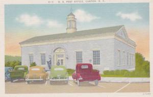 North Carolina Canton Post Office