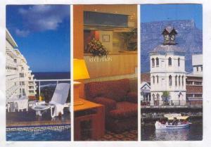 3-Views, Interior & Exterior, Karos Arthur´s Seat Hotel, Devon, England, Uni...