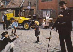 Sweden Gothia Street Scene
