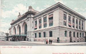 ALBANY, New York, 1901-07; Union Station