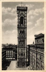 CPA AK FIRENZE Il Campanile di Giotto ITALY (501999)