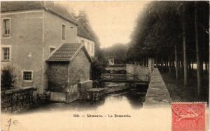 CPA NEMOURS - La Brasserie (436615)
