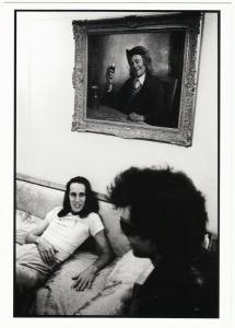 Todd Rundgren in 1975 Modern Postcard