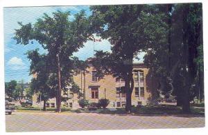 City Hall , EDMUNDSTON , New Brunswick , Canada , PU-1969