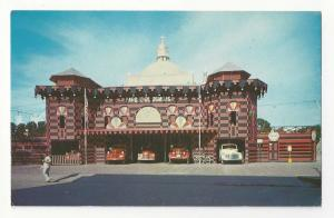 Greetings Ponce Puerto Rico Firehouse Vintage Postcard