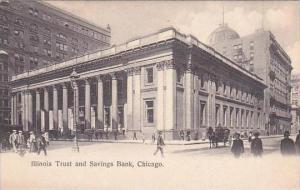 Illinois Chicago Illinois Trust &  Savings Bank 1908