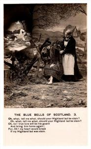 8690  The Blue Bells of Scotland, Dead Soldier's Wife   Bamforth & C...