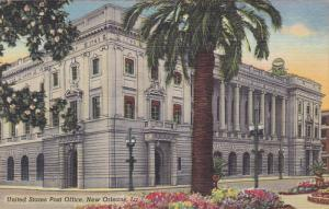 United States Post Office, New Orleans, Louisiana, 1930-1940s