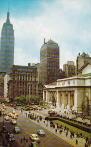 New York City Public Library 5th Avenue & 42nd Street