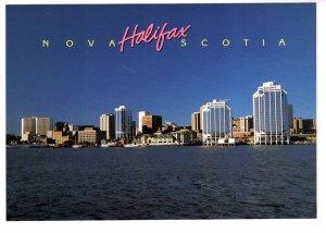 Large 5 X 7 inch, Skyline, Halifax, Nova Scotia