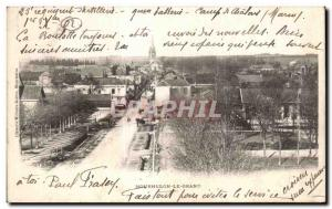 Old Postcard Mourmelon the Great