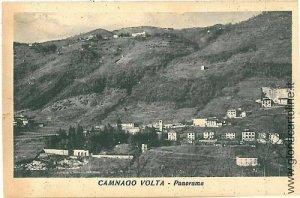05888  CARTOLINA d'Epoca: COMO - CAMNAGO VOLTA