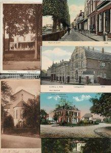 Netherlands Ijlst Velsen Overveen Rotterdam and more Postcard Lot of 36 01.12