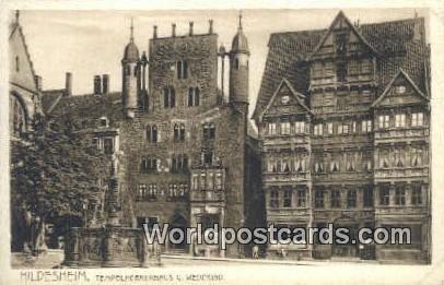 Temelherrenhaus U Wedekind Hildesheim Germany Unused