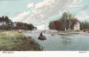 Sweden Rodesund Gota Kanal