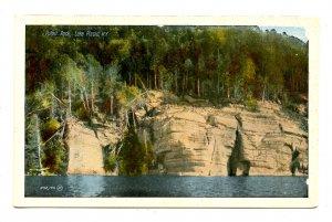NY - Lake Placid. Pulpit Rock