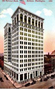 Washington Spokane Old National Bank