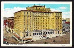 WA - Seattle - The Olympic Hotel