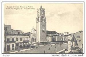 Joao Franco e Matriz de Ponta Delgada,Azores,00-10s