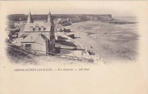 Arromanches-les-Bains , France , 1890s
