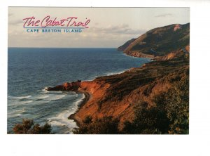 Large 5 X 7 inch Cape Breton Trail, Cape Trail, Nova Scotia