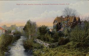 DUNEDIN , New Zealand , 1900-10s ; Water of Leith