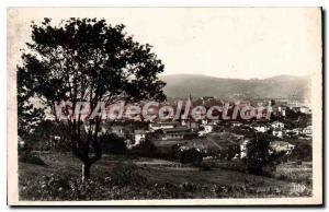Postcard Hendaye Old City in Fond Hondarribia