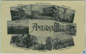 97999  - CARTOLINA d'Epoca -  BARI provincia   -  ANDRIA  1919