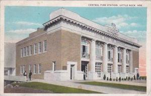 Arkansas Little Rock Central Fire Station 1929