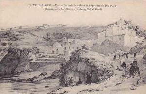 Dar El Baroud, Marabout Et Salpetriere Du Dey 1837, Vieil, Alger, Algeria, Af...