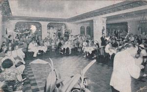 JACKSONVILLE, Florida, PU-1946; Hotel Roosevelt, The Patio