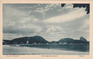 Copacabana Beach, Rio De Janeiro, Brazil, 1900-1910s