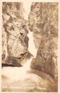 Canada, Alberta, Johnston Canyon Falls, Creek, Banff