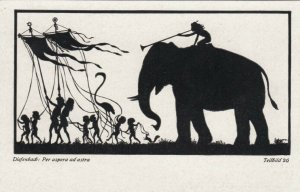 DIEFENBACH : Fantasy Silhouette , 00-10s ; Teilbild 26