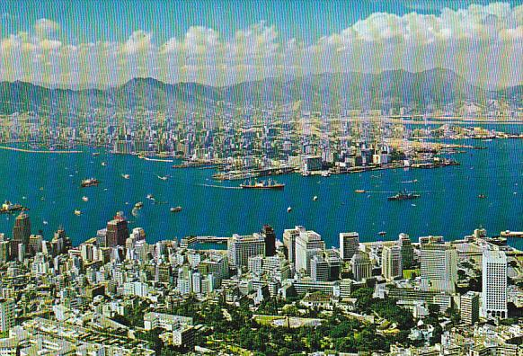 Hong Kong Botanical Gardens and Kowloon