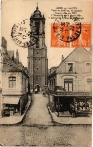 CPA Aire-sur-la-Lys-Tour du Beffroi (46248)