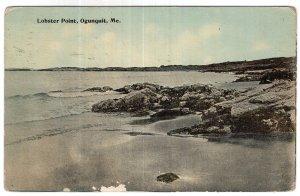 Ogunquit, Me, Lobster Point