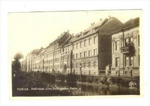 RP  Kosice-Rasinova ulica-Rasingasse-Rasin, Slovakia, 1910-30s