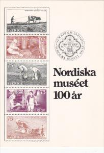 Stamps Of Sweden 1973 Farming Issue