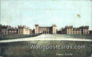 Floors Castle UK, England, Great Britain 1906