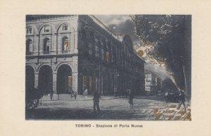 TORINO , Italy , 00-10s ; Stazlone di Porta Nuova