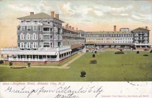 New Jersey Atlantic City The Brighton Hotel 1906
