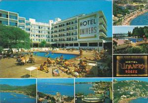 Spain Rosas Costa Brava Hotel Univers