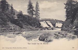Switzerland Der Innfall bei St Moritz