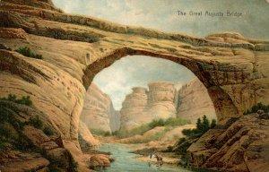 UT - San Juan County. The Great Augusta Bridge