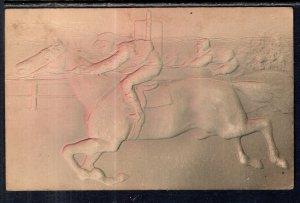Horse Embossed BIN
