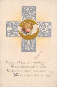 Ellen H Clapsaddle, Easter Greetings Holiday Unused